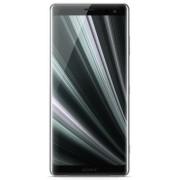 "Telefon Mobil Sony Xperia XZ3, Procesor Octa-Core 2.7GHz / 1.7GHz, OLED Capacitive touchscreen 6"", 4GB RAM, 64GB Flash, 19MP, Wi-Fi, 4G, Dual SIM, Android (Argintiu)"