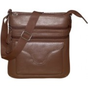 Kan Neck Pouch(Brown)