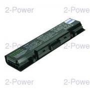 2-Power Laptopbatteri Dell 11.1v 4600mAh (GK479)