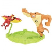 Ben 10 Ultimate Alien Mini Action Figure - Humungousaur/Jetray