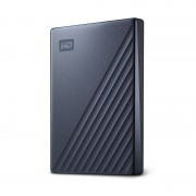 Hard disk extern WD My Passport Ultra 2TB 2.5 inch USB 3.0 Blue
