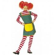 Geen Carnavalskleding Zweeds roodharig meisje