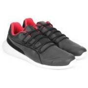 Puma Ferrari SF Evo Cat Sneakers For Men(Black)