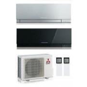 Mitsubishi Electric Kit Dual Kirigamine Zen Mxz-2f33vf + Msz-Ef25ve3-W/s/b + Msz-Ef25ve3-W/s/b Inv. 9+9 (Gas R-32)