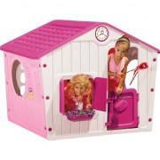 Casuta pentru copii Buddy Toys, Village House, roz