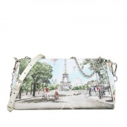 Y Not? Borsa Donna Y NOT Pochette con Tracolla J-313 Champs Elysees