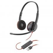 Plantronics Blackwire 3220 Auscultadores com Microfone USB