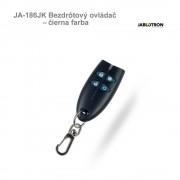 Jablotron JA-186JK Bezdrôtový ovládač – čierna farba