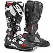 Sidi Crossfire 2 2016 Motocross Boots Black White 41