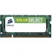 Radna memorija za prijenosna računala Modul Corsair ValueSelect VS2GSDS667D2 2 GB 1 x 2 GB DDR2-RAM 667 MHz CL5 5-5-15