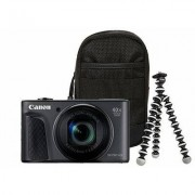 Canon Aparat CANON PowerShot SX730 HS Czarny Travel kit