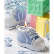 Vela patuco zapatilla azul