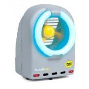 > Elettroinsetticida professionale ad aspirazione Round Sterilizer con lampada germicida