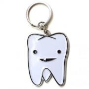Portachiavi Dente I Heart Guts