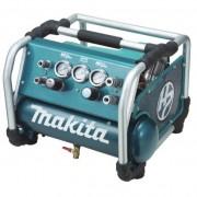 Compresor fara ulei Makita AC310H, 1840 W, 6.2 L, 28 bari