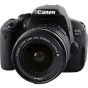 Canon Lustrzanka cyfrowa EOS 700D + 18-55 DC III - BEZPŁATNY ODBIÓR: WROCŁAW!