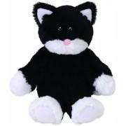 Jucarie Plus 15 cm Attic Treasures Bessie black/white Cat TY