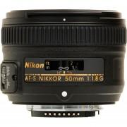 Lente Nikon 50mm F 1.8 G AF S Autofoco