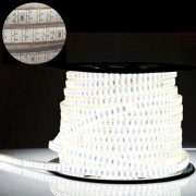 Furtun Luminos cu Banda 24000 LEDuri SMD3014 Alb Rece Rola 100m TKO