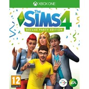 THE SIMS 4 DELUXE PARTY EDITION - XBOX ONE - XBOX LIVE - WORLDWIDE - MULTILANGUAGE