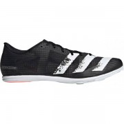 adidas distancestar Men - Male - Zwart / Wit - Grootte: 42 2/3
