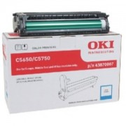 барабан ЗА OKI C 5650/5750 - Cyan Drum - P№ 43870007 - 101OKIC5650 CD