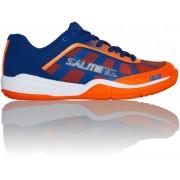 Salming Falco Kid Sportsko, Blue/Orange 36 2/3