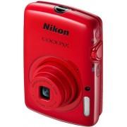 Nikon Coolpix S01 - Rood