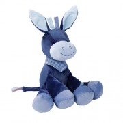 Nattou Alex & Bibou Collection - Large 75cm Cuddly Alex The Donkey