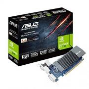 Asus PH-GT1030-O2G GeForce GT 1030 2 GB Phoenix Fan OC Edition HDMI DVI Grafikkarte GT 710 Low Profile 1GB DDR5