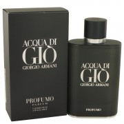 Acqua Di Gio Profumo Eau De Parfum Spray By Giorgio Armani 4.2 oz Eau De Parfum Spray