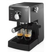 Espressor cafea Philips HD8423/19, 1050 W, 15 bari, manual, negru