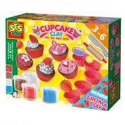 Ses Klei SES SuperDough Cupcakes