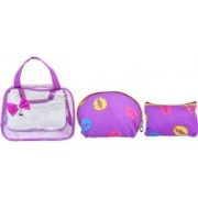 Super Drool 3 in 1 Utility_1 Pouch(Purple)