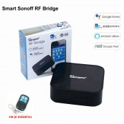 Smart Sonoff RF Bridge