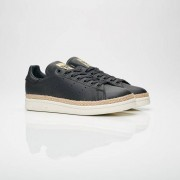 Adidas Stan Smith New Bold For Women In Black - Size 38