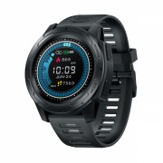 Ceas Smartwatch ZEBLAZE VIBE 5 Pro 1.3IPS TouchScreen, bluetooth 5.0, IP67 5ATM, cu HR si multisport tracking, negru