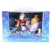 Rudolph Return To The Island of Misfit Toys Playset - Santa Sleigh - 2002