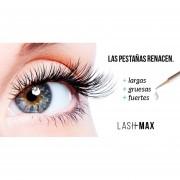 LashMax activador de crecimiento de pestañas y cejas