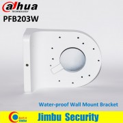 DAHUA Wall Mount Dome camera Bracket PFB203W Indoor Outdoor water-proof DOME Camera IP Camera material Aluminum DH-PFB203W