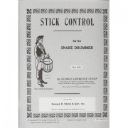 Advance Music Stick Control f.Snare Drummer Libros didácticos