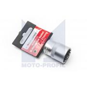 Cap cheie tubulara Energy BiHexagonal 1/2 21mm Kft Auto