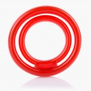 Screaming O RingO 2 Ring With Ball Sling Red RNG2-R-101