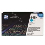 Тонер HP 648A за CP4025/CP4525, Cyan (11K), p/n CE261A - Оригинален HP консуматив - тонер касета