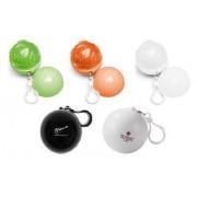 NEW! Orange Poncho Balls with Poncho