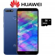 Celular Huawei Y6 Prime 16GB 2GB Ram + Micro SD 32GB - Azul