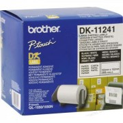 Етикет Brother DK-11241 Large Shipping Label, 102 x152 mm, 1roll x 200 labels, Black on White - DK11241