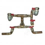 Kit circuit apa pentru fantani arteziene F-65 / F-67 (+Bazin apa)