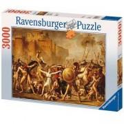Пъзел Ravensburger 3000 елемента, Давид Сабинянките, 705001