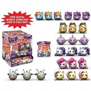 Funko MyMoji My Little Pony Mini Toy Action Figure Emoji and Exclusive Digital Download Emoji in each pack - 2 Random Packs